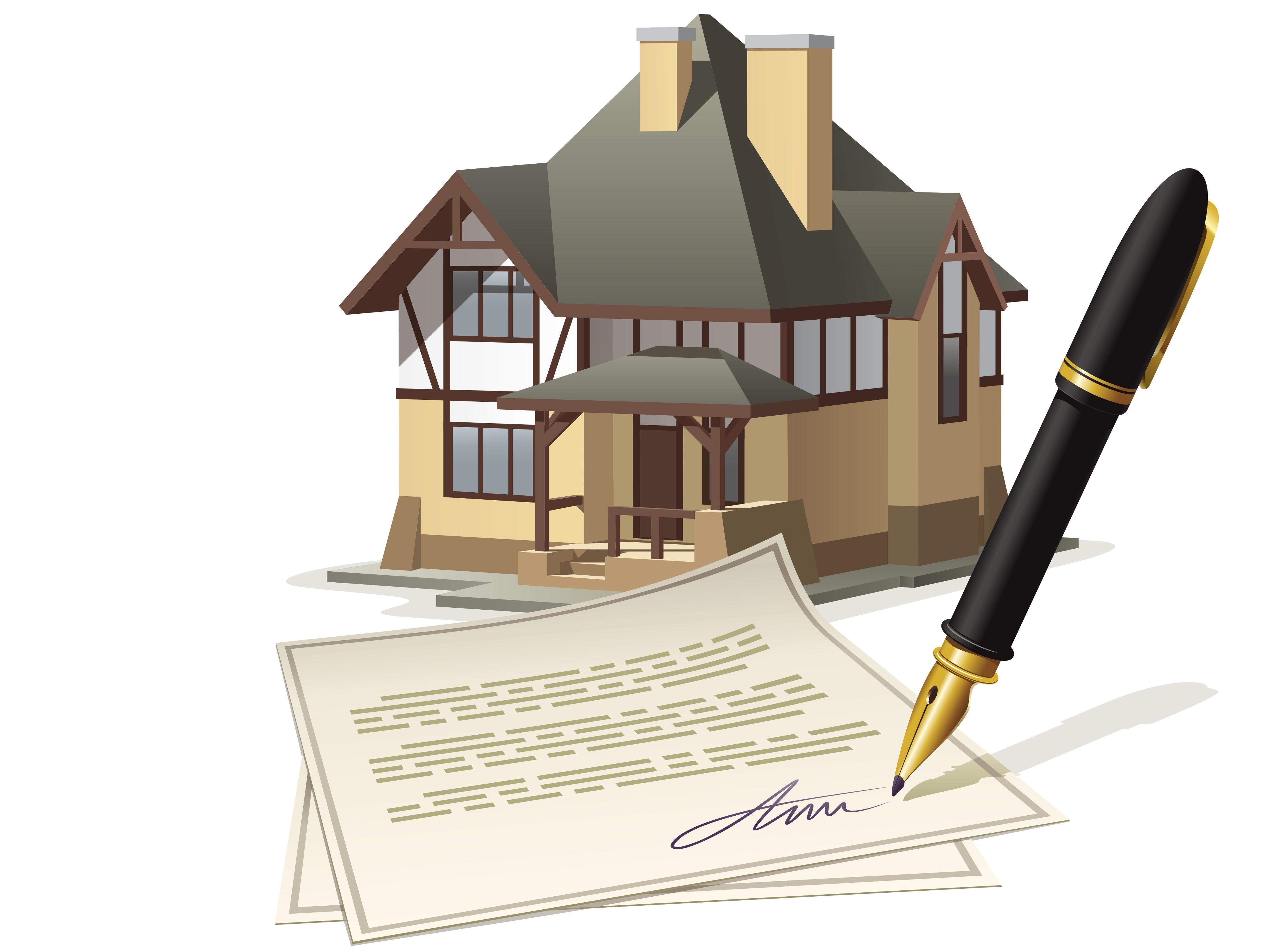 осторожно оформление документов на дом наследство открыл
